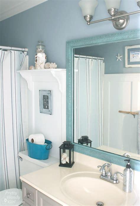 boys bathroom refresh lowescreator project pretty