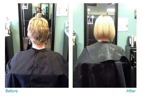 before and after clip on extensions short hair before and after great lengths extensions on short hair