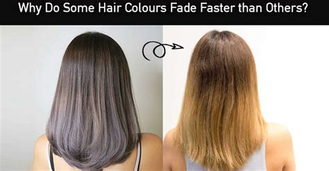 does permanent hair color fade these are the reasons why some hair colours last longer