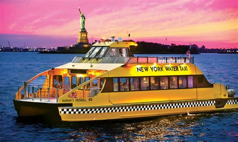boat tours york statue of liberty boat cruise new york water taxi and