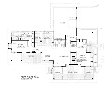 prairie home floor plans prairie style house plan 3 beds 2 5 baths 2979 sq ft