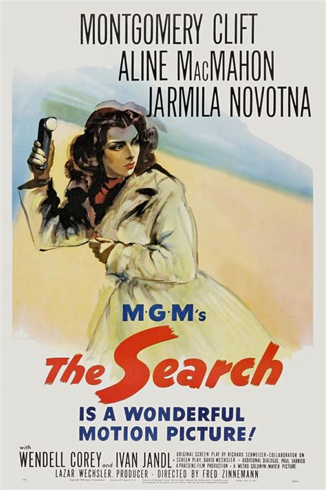 M Search For The The Search 1948 Filmaffinity