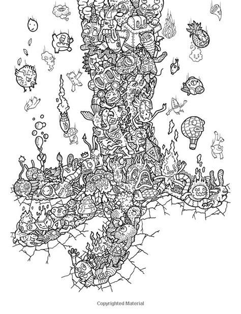 libro doodle fusion zifflins coloring 17 best images about doodle on coloring coloring pages and coloring pages