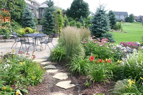 zdeblick residence new leaf landscaping