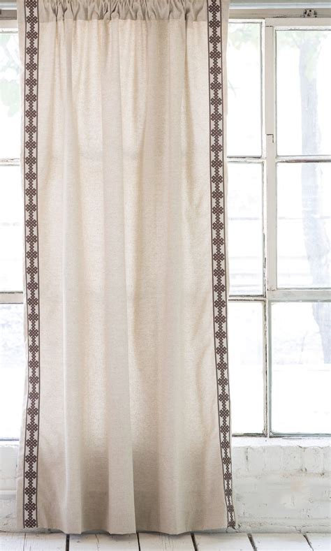 lined linen drapery panels amalfi charcoal ready made drapery panel from lacefield