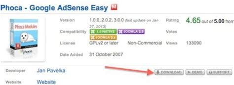 adsense joomla extension joomla 3 0 tutorial how to add adsense to joomla website