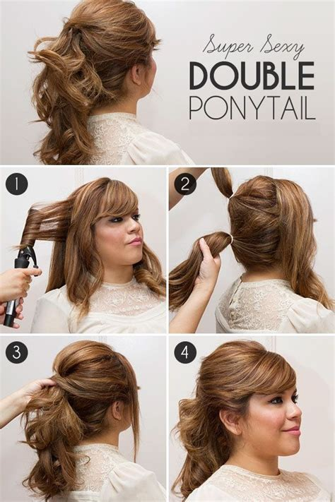 simple hairstyles hacks 5 easy and amazing hairstyle hacks hairzstyle com