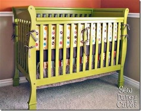 Paint For A Crib by Painting An Crib With Spray Paint Baby Time