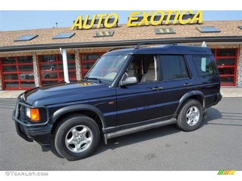 blue land rover discovery 2000 oxford blue land rover discovery ii 36548198