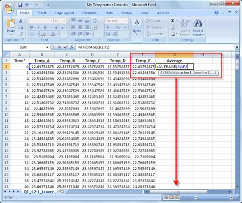 excel data analysis template moving beyond microsoft excel for measurement data