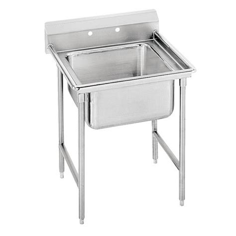 What Is A Service Sink by Advance Tabco 940 Series Free Standing Service Sink