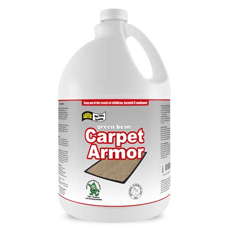 non toxic upholstery cleaner carpet armor non toxic carpet protector 1 gallon