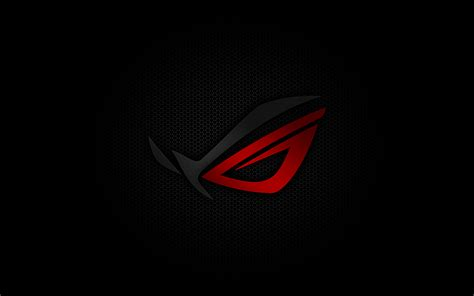 asus wallpaper setting wallpapers hd asus republic of gamers logo high