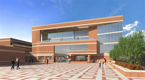 Ucla Mba Tuition In State by Marion Breaks Ground Pei Cobb Freed Partners
