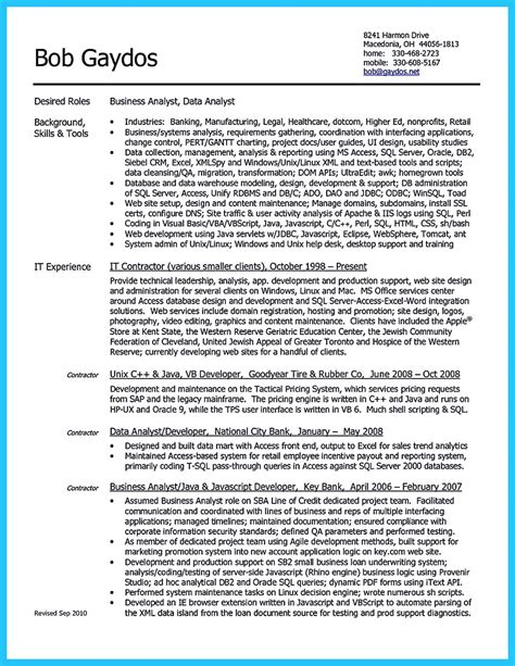 Credit Risk Analyst Cover Letter by Business Analyst Resume Data Mapping Document Objective Resume Best Resume Templates