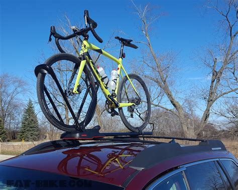 Best Tray Bike Rack by Yakima Highroad Roof Rack Review By Dave Krueger Bike