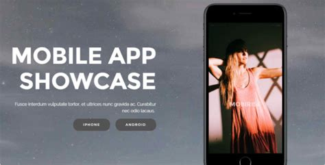 jquery mobile app templates 25 responsive jquery templates free website themes
