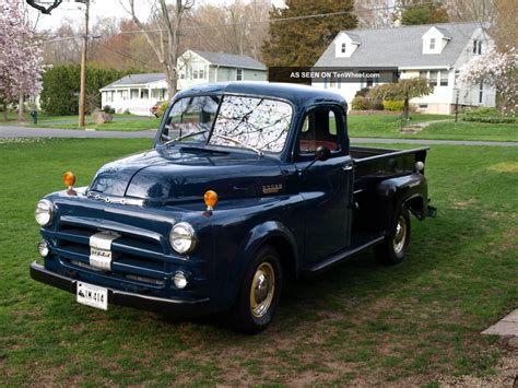 dodge truck 1953 dodge up truck