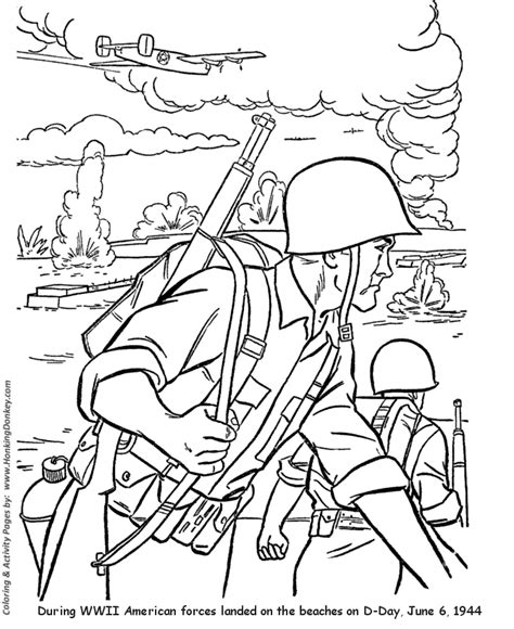 army war coloring pages armed forces day coloring pages us army d day world