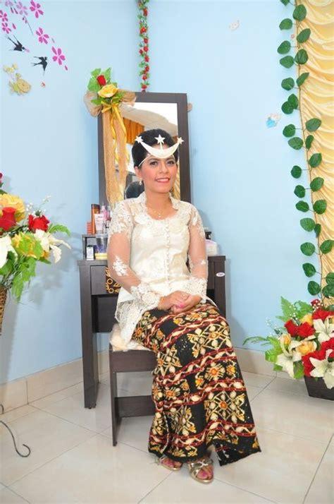 indonesian brides kupang east indonesia bride kebaya batik kebaya