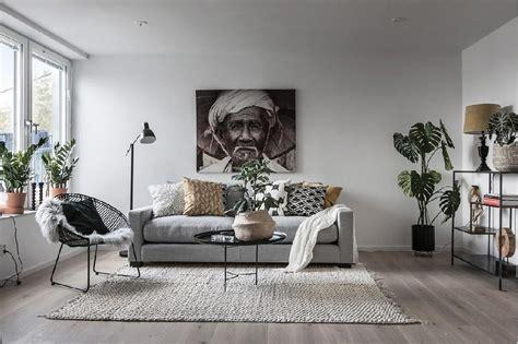 arredare casa con stile arredare casa in stile nordico con un tocco etnico