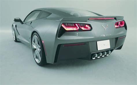 2014 chevrolet corvette stingray s design evolution on
