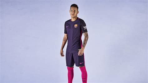 Jaket Barcelona Away 2016 2017 fc barcelona away kit 2016 17 nike news