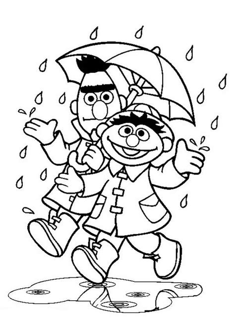 coloring pages for rain rain go away rain rain go away coloring page rain rain go away mr