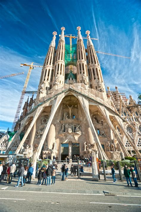 famous places barcelona spain photoes most famous and amazing places to visit in
