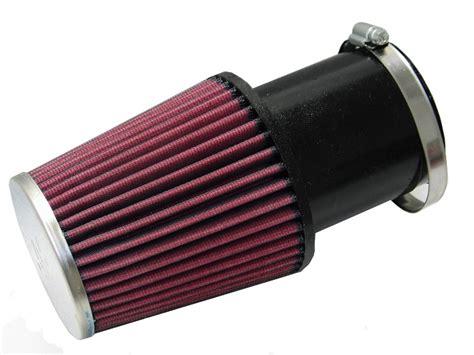 Air Flow Model Sing Chrome Universal rc 8140 k n universal chrome filter