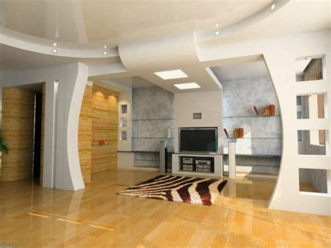 Ceiling Partition by 15 Enchanting Modern Gypsum Board Tv Wall Unit Top