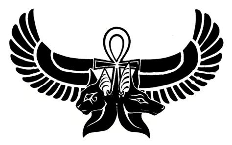 egyptian ankh tattoo designs 24 best designs