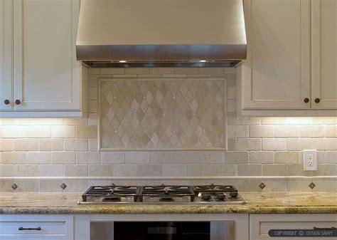 lt ivory tumbled marble backsplash mcbee homes pinterest travertine backsplash tile tile design ideas