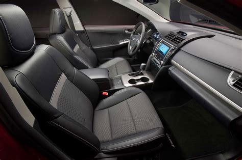 2013 toyota camry hybrid seat covers 2014 toyota camry reviews and rating motor trend
