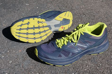 salomon running shoe reviews review salomon sonic pro 2 lightweight responsive