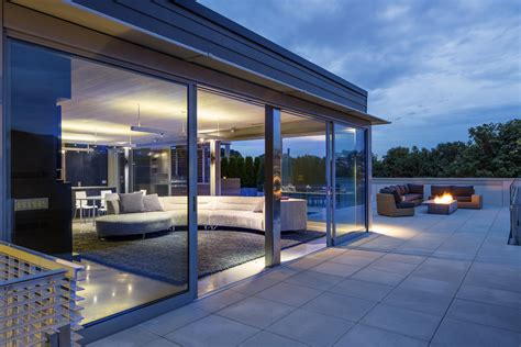 Modern Architecture House by Modern Houses Seattle Deck Modern House Design Cozy