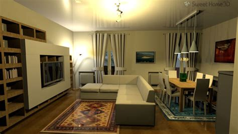 sweet home interior อบรม สอน sweet home 3d