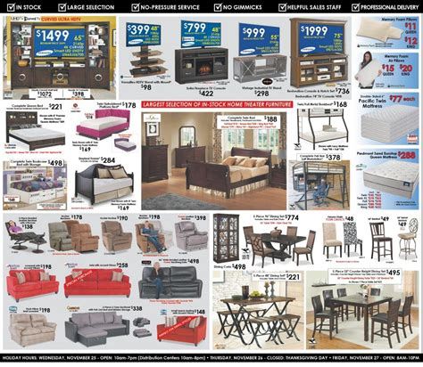 American Furniture Ad by American Furniture Warehouse Black Friday Ad 2015