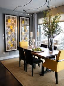yellow dining room ideas modern furniture dining room pictures quot hgtv green home 2011