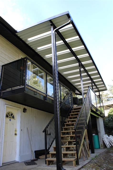 Aluminum Canopies And Awnings by Aluminum Canopies Awnings Cascade Roofing