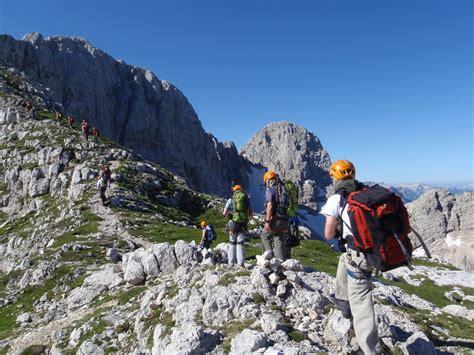 Walking In The walking in the julian alps slovenia adventures