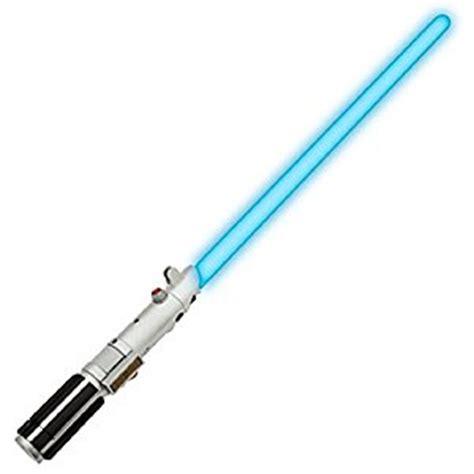 luke skywalker blue ultimate fx light up