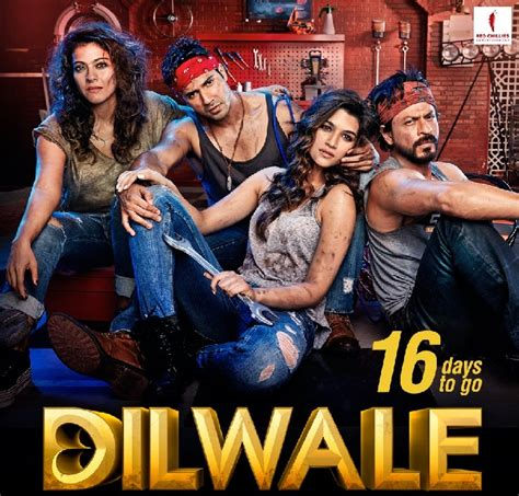 film india dilwale dilwale fails to touch hearts despite srk kajol rohit