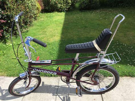 best chopper bikes ebay five of the best original raleigh chopper bikes