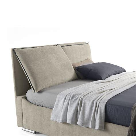 letto con cuscini letto matrimoniale 140x190 cm con box e cuscini