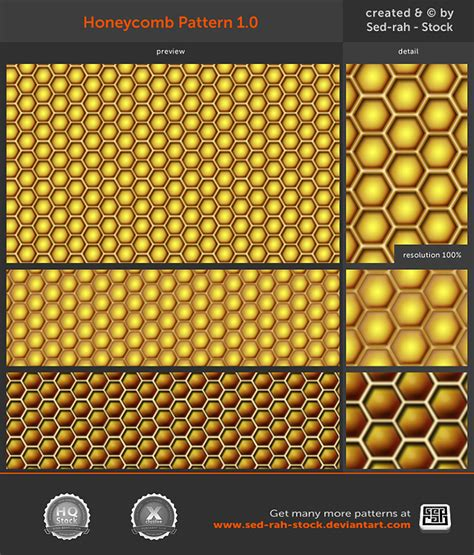 honeycomb pattern brush honeycomb pattern 1 0 by sed rah stock on deviantart
