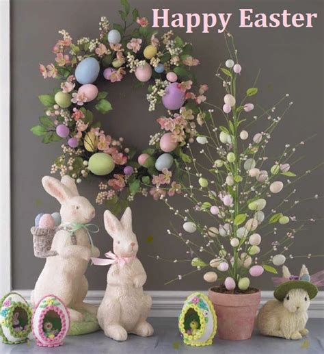 Easter Decorations For Home by 41 Fashionable Ideas To Decorate Your Home For Easter