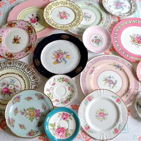 vintage european china plates flickr photo sharing