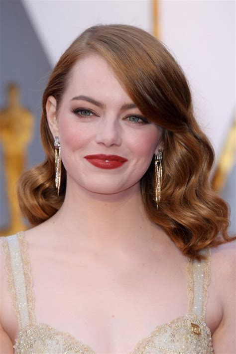 emma stone forehead hairstyles for people with wide shoulders these hairstyles