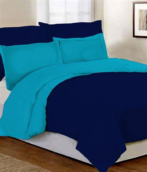 Lightest Weight Comforter by Desirica Blue Reversible And Light Weight Bed Ac